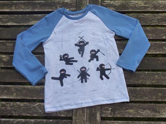 Produktfoto für Schnittmuster Super-Basics Kids von Muhküfchen Design