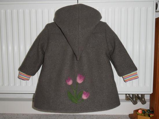 Produktfoto für Schnittmuster Mantel Gretchen von Madame Jordan