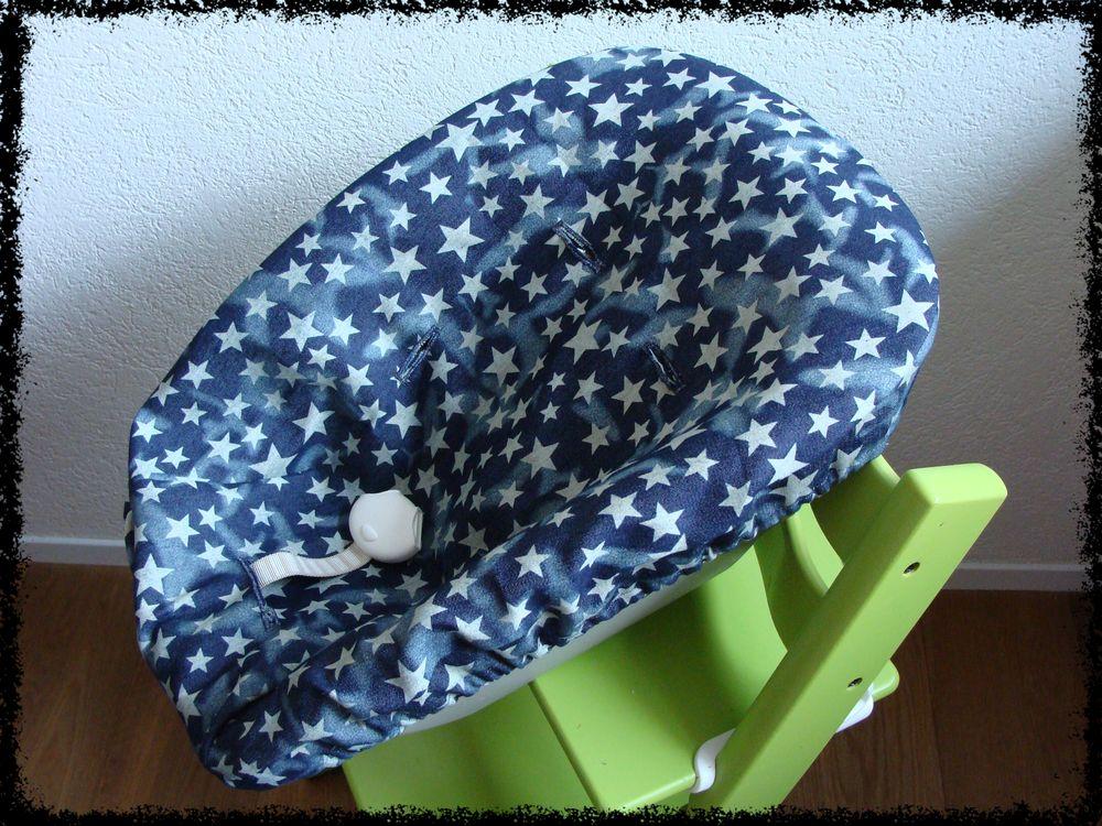 Foto zu Schnittmuster Bezug für Tripp Trapp Newborn-Schale von Betty-Baby