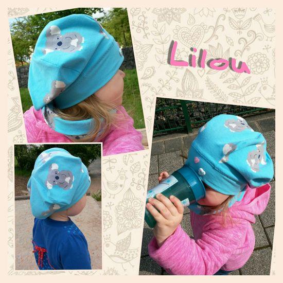 Produktfoto für Schnittmuster Lilou von rosarosa