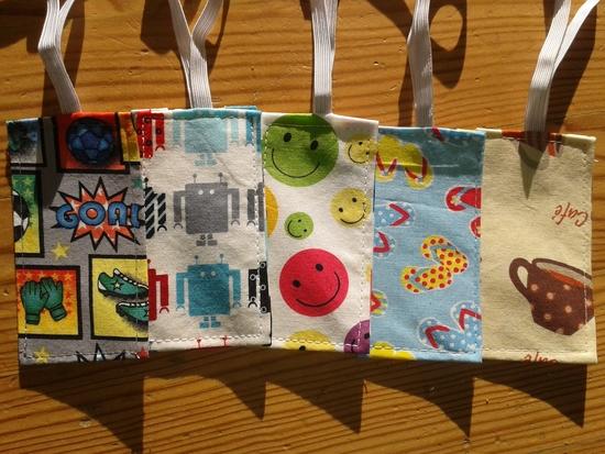 Produktfoto für Schnittmuster Lesezeichen von I'm sew happy!