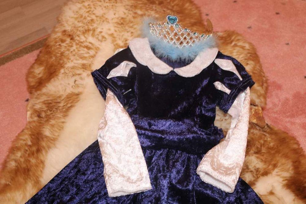 Foto zu Schnittmuster Märchenkleid Maria von Bunte Nähigkeiten
