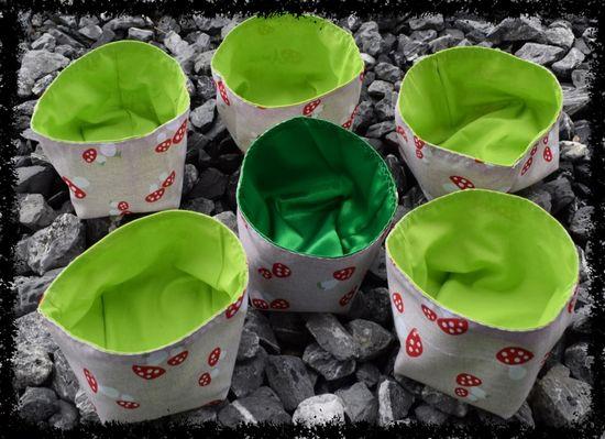 Produktfoto für Schnittmuster Utensilo von Stefanie Rühle