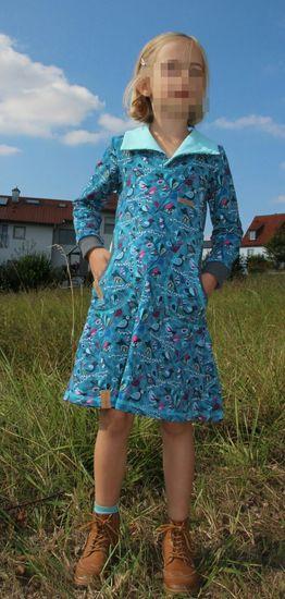 Produktfoto für Schnittmuster Lillesol basics No. 46 Winterkombi Kleid & Shirt von Lillesol & Pelle