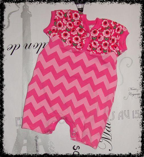 Produktfoto für Schnittmuster Baby Dress #25: Strampler von Betty-Baby