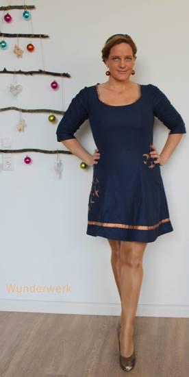 Produktfoto für Schnittmuster AnniNanni Kleid von Anni Nanni