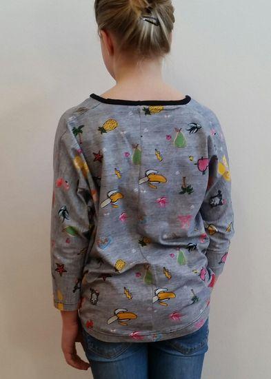 Produktfoto für Schnittmuster BAT.shirt4Teenies von Leni Pepunkt