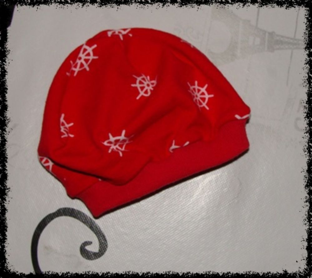Foto zu Schnittmuster Mütze nach Anni Nanni von Anni Nanni