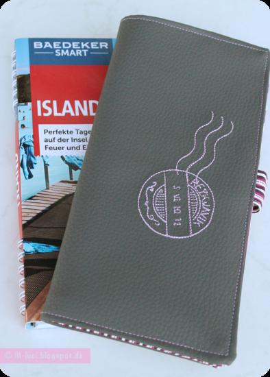 Kostenloses Schnittmuster Reise-Etui von Vervliest und zugenäht als e-book in Kategorie Taschen