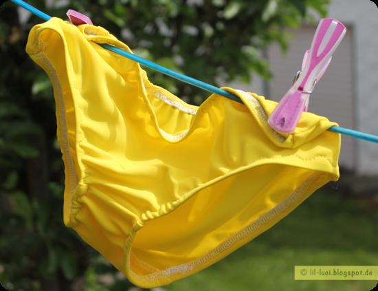 Produktfoto für Schnittmuster Badeanzug & Bikini von Erbsenprinzessin