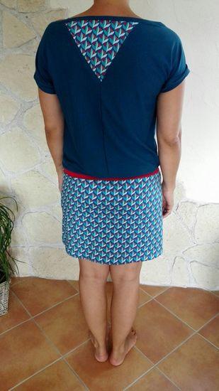 Produktfoto für Schnittmuster Rosina von Frau Ninchen