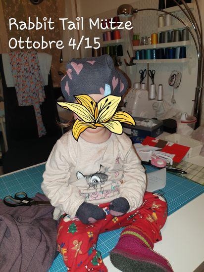 Foto für Schnittmuster #12 Rabbit Tail von Ottobre Design