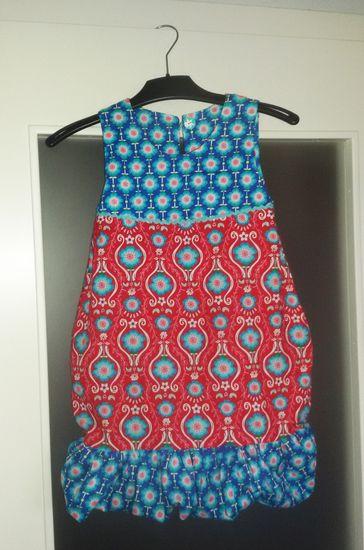 Produktfoto für Schnittmuster Ballonkleid Neela von Meine Herzenswelt