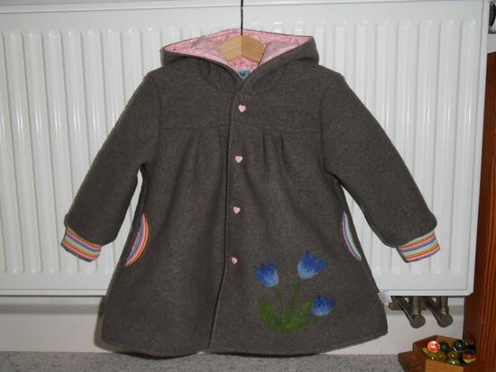 Foto zu Schnittmuster Mantel Gretchen von Madame Jordan