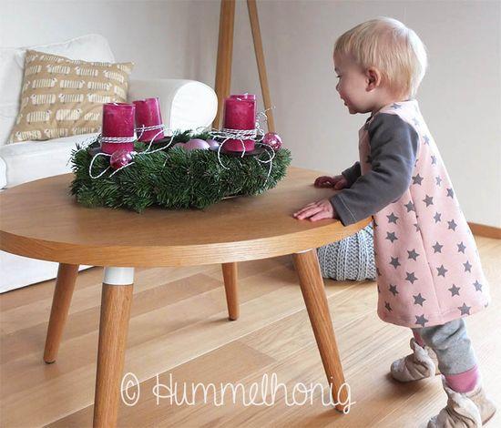 Foto zu Schnittmuster Seestern - Baby-Kleid von Hummelhonig