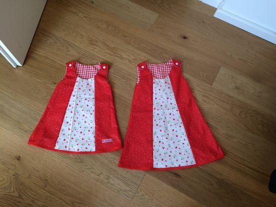 Produktfoto für Schnittmuster Selbermacher-Kleidchen von Alles für Selbermacher