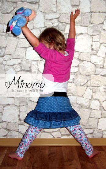 Foto zu Schnittmuster 2in1 Rock Lotta von Lilikidz