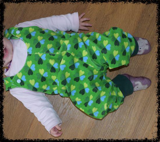 Produktfoto für Schnittmuster Retro-Spielhose von Erbsenprinzessin