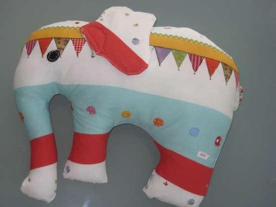 Foto zu Schnittmuster Elefantös von schnittreif