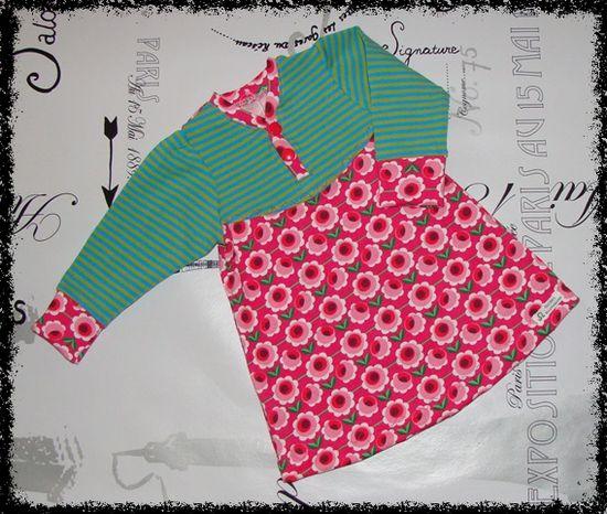 Foto zu Schnittmuster Baby Dress #23: Kleidchen von Betty-Baby