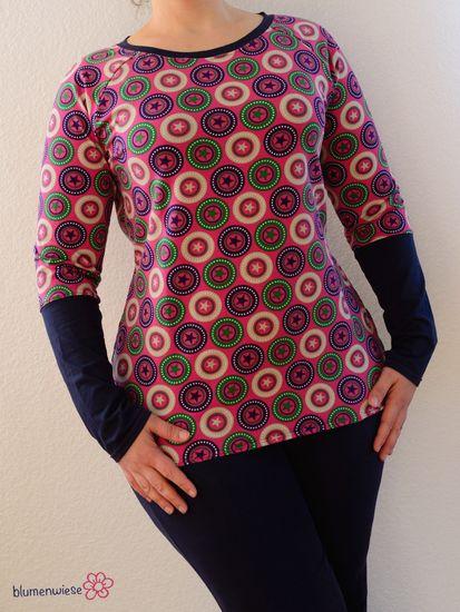Produktfoto für Schnittmuster Pullover Billund Damen von Pech & Schwefel