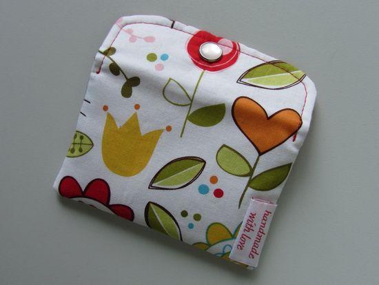 Produktfoto für Schnittmuster Kartentäschchen von stoffbreite