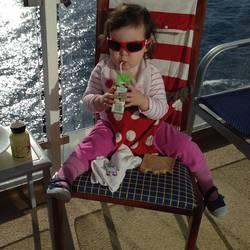 Foto zu Schnittmuster Mobiler Babysitz von FunFabric