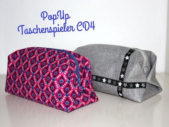 Foto zu Schnittmuster PopUp von Farbenmix
