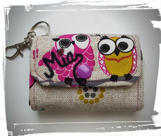 Produktfoto für Schnittmuster MOKringpurse von I'm sew happy!