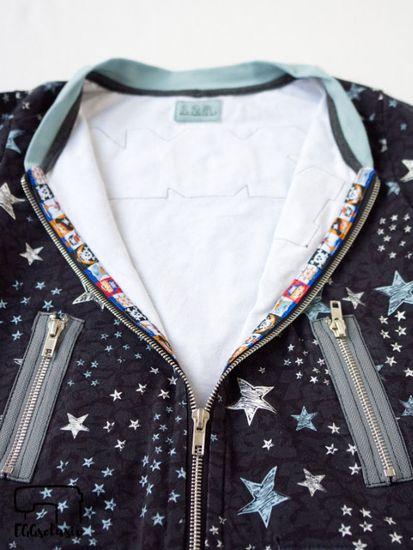 Foto für Schnittmuster #17 Odd Zippers von Ottobre Design