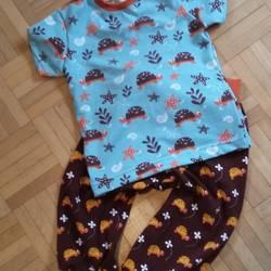 Foto zu Schnittmuster Babyshirt von klimperklein