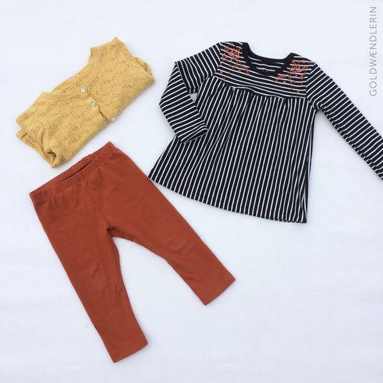 Produktfoto für Schnittmuster Jerseyshirt Yati von olilu