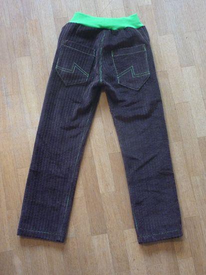 Produktfoto für Schnittmuster Mottis Jeans regular von Made for Motti