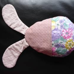 Foto zu Schnittmuster Hase im Ei von Stefanie Perlenfee