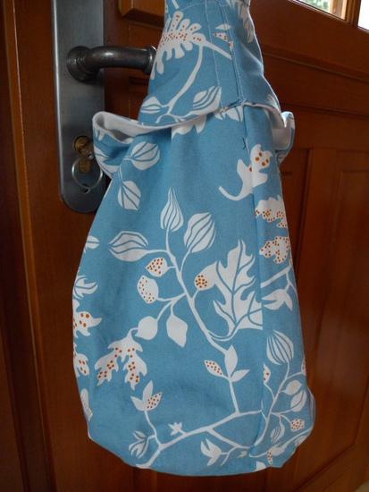Kostenloses Schnittmuster Japanische Knotentasche von Nähen-Schneidern