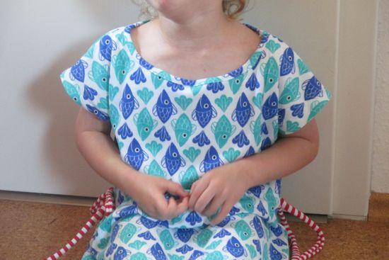 Foto zu Schnittmuster CroozerKleidchen von Buntspechte