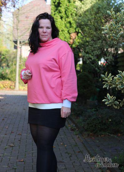 Produktfoto für Schnittmuster Vivi Sweater Damen von ki-ba-doo
