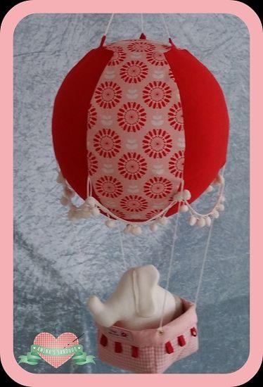 Schnittmuster Adventsballon von shesmile