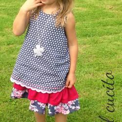 Foto zu Schnittmuster Sommerkleid Mabel von FeeFee