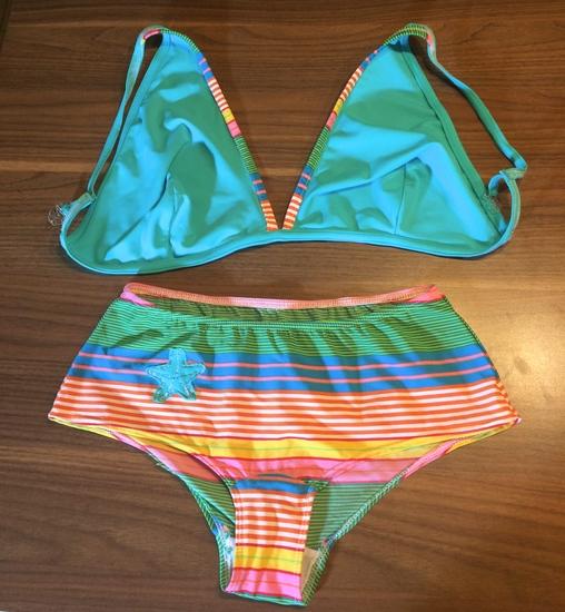 Produktfoto für Schnittmuster Bikini Lilly von Sewy