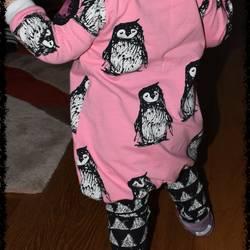 Babyballonkleid wirbelkind 74