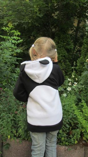 Produktfoto für Schnittmuster timtom No.23 Sweatjacke (Pandaliebe) von timtom