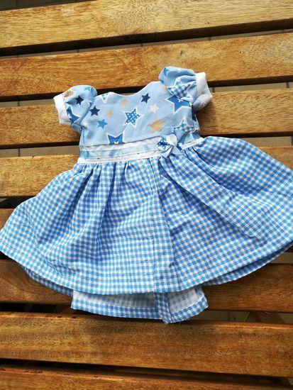 Foto zu Schnittmuster Puppenkleid SUNNY von kullaloo