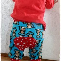 Foto zu Schnittmuster Monkey Pants von Schnabelina