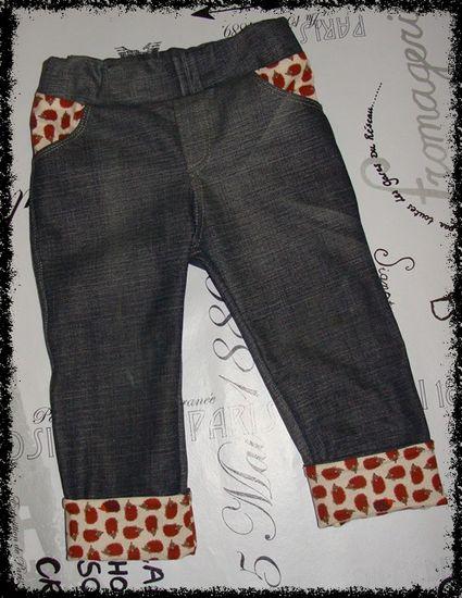 Mottis jeans igel 86