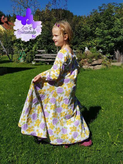 Produktfoto für Schnittmuster Festkleid Vasilia von olilu