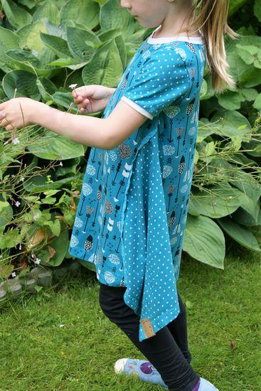 Produktfoto für Schnittmuster Sidecut Kleid / Tunika von MiToSa-Kreativ