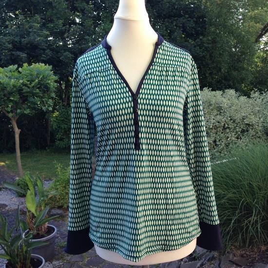 Produktfoto für Schnittmuster Lillesol women No.5 Blusenshirt Jersey von Lillesol & Pelle