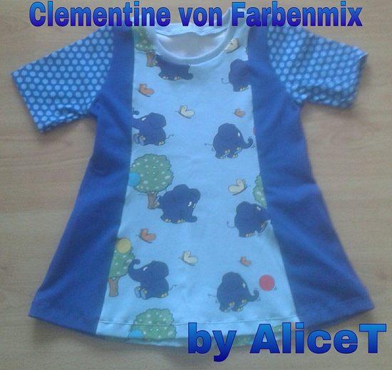 Foto zu Schnittmuster Clementine von Kleiderwerkstatt