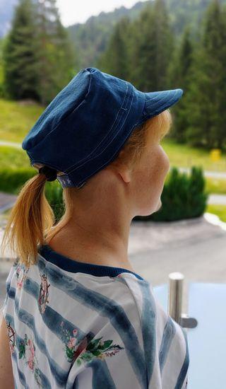 Foto für Schnittmuster Cap Fred Sonnenhut von Bunte Nähigkeiten